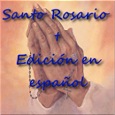 Holy Rosary - Spanish Edition
