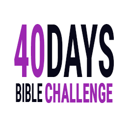 40 Days Bible Challenge Parish
