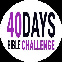 40 Days Bible Challenge